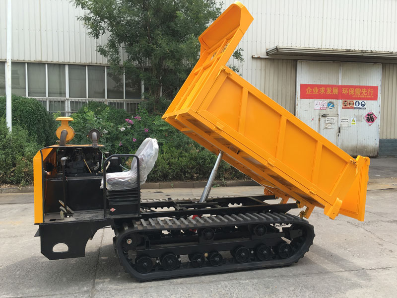 D225-4T座驾式履带运输车