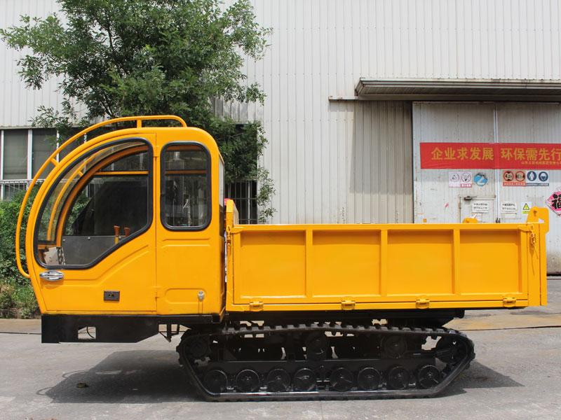 D227-6T座驾式履带运输车