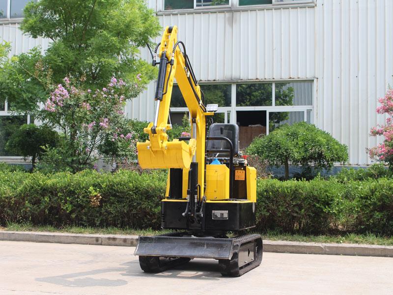 R316小型履带式挖掘机