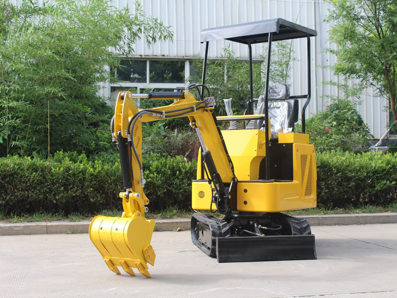 小型挖掘机价格和应用